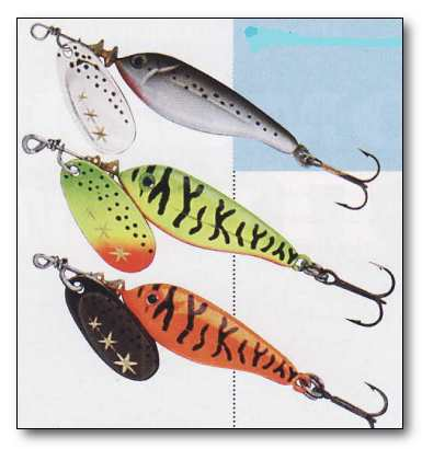 Воблер Blue Fox  Minnow Super Vibrax