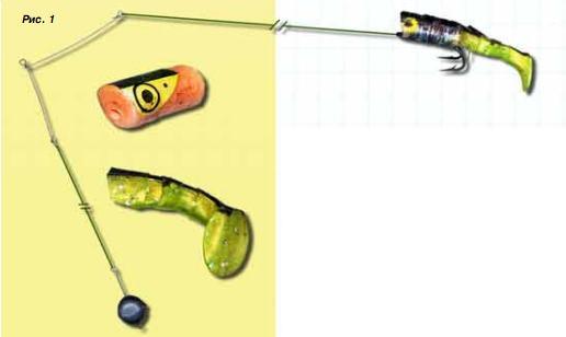 искусственная приманка для ловли рыбы 6 букв