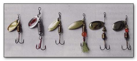 Ловля на блесну » klyuet.ru-советы професиональных рыбаков