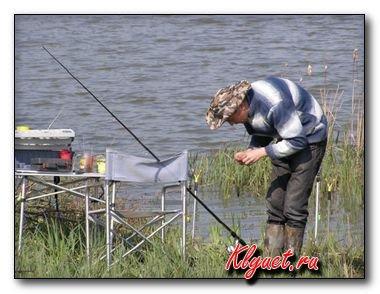 Выбор рыболовного крючка