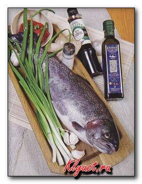 Рыба по китайски в острочесночном соусе