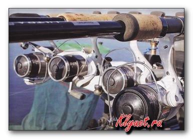 Доработка катушки для поплавочной ловли