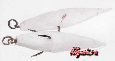 Рыбка из пенополиэтилена