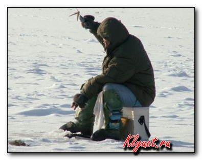 Ловля в февральское глухозимье